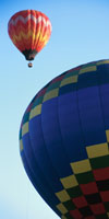 activity - hot air ballooning